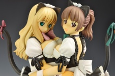 Review: Clayz 1/6 T2 Nekomimi Maids (Wide View #2)
