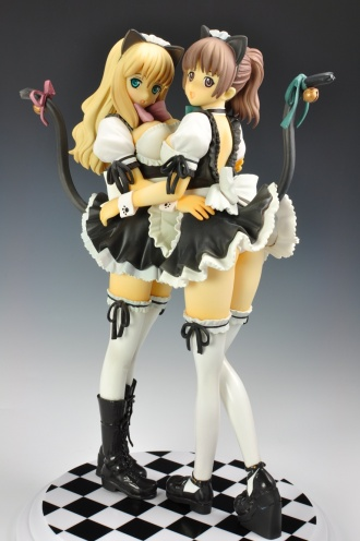Review: Clayz 1/6 T2 Nekomimi Maids (Full View #1)