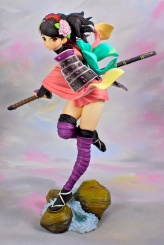 1/8-scale Momohime PVC figure by Alter (studio shot #1)