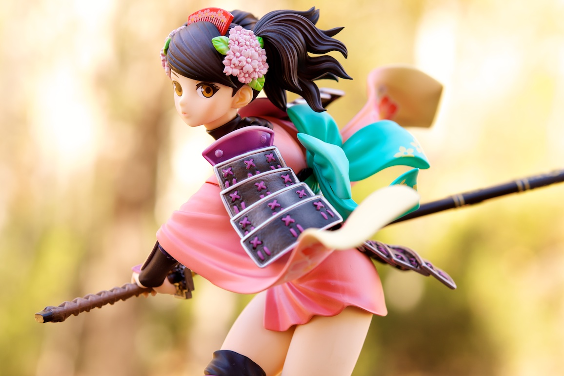 Review: Alter 1/8 Momohime | Figyura (フィギュラ)