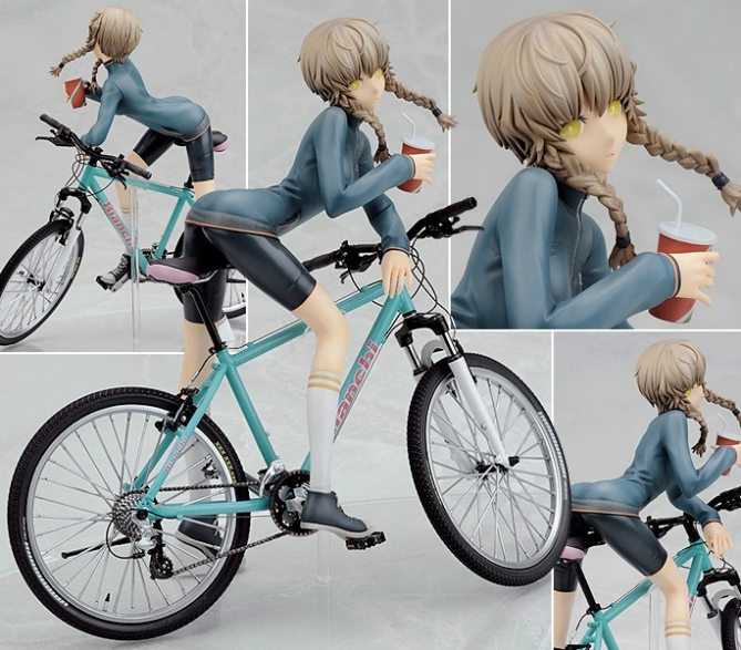 1/8 scale Amane Suzuha PVC figure by Alter