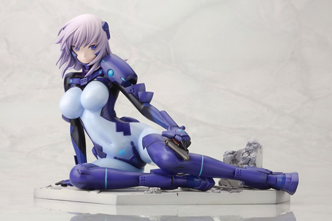 1/7 scale Cryska Barchenowa PVC figure by Kotobukiya
