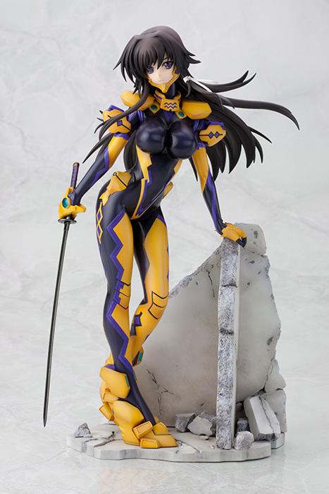 1/8 scale Takamura Yui PVC figure by Kotobukiya