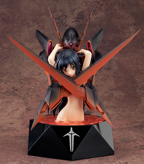 1/7 scale Kuroyukihime & Black Lotus PVC figure by Max Factory
