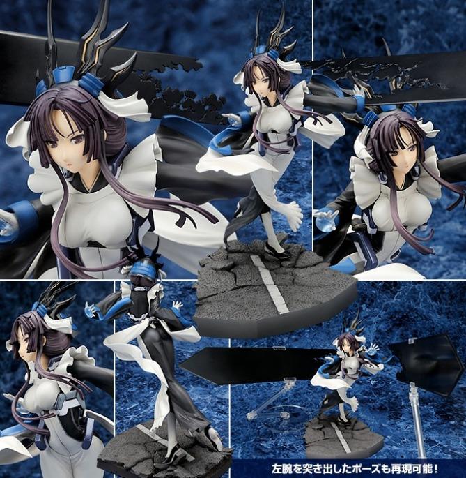 1/8 scale Kazuno PVC figure by Alter