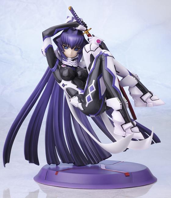1/7 scale Mitsurugi Meiya PVC figure by Kotobukiya