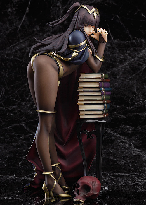 1/7 scale Sallya (Tharja) PVC figure by Max Factory