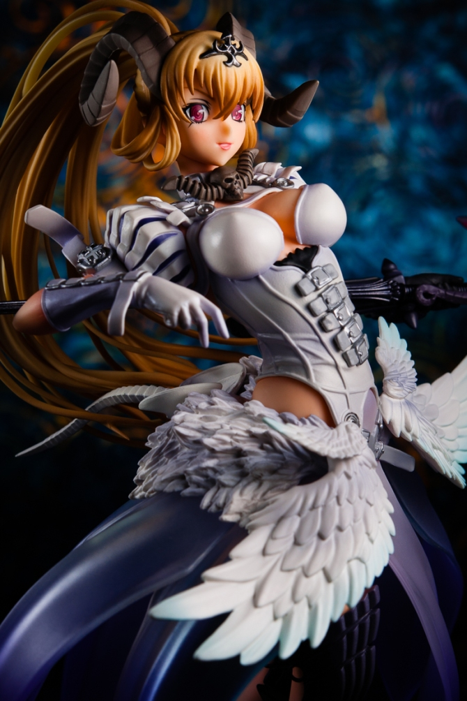 1/8 scale Lucifer PVC figure by Orchid Seed