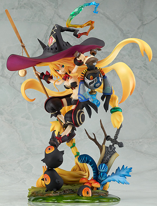 1/8 scale Swamp Witch Metallica PVC figure by Phat Company