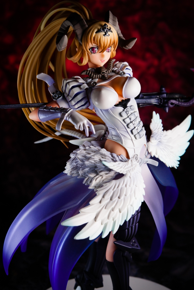 1/8 scale Lucifer PVC figure by Orchid Seed (#2)