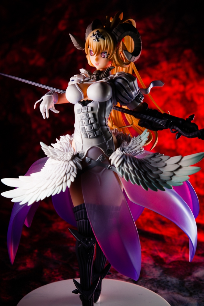 1/8 scale Lucifer PVC figure by Orchid Seed (#3)