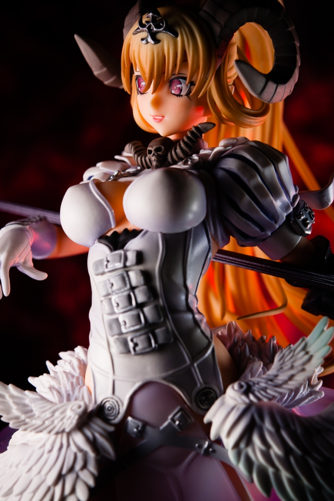1/8 scale Lucifer PVC figure by Orchid Seed (#4)