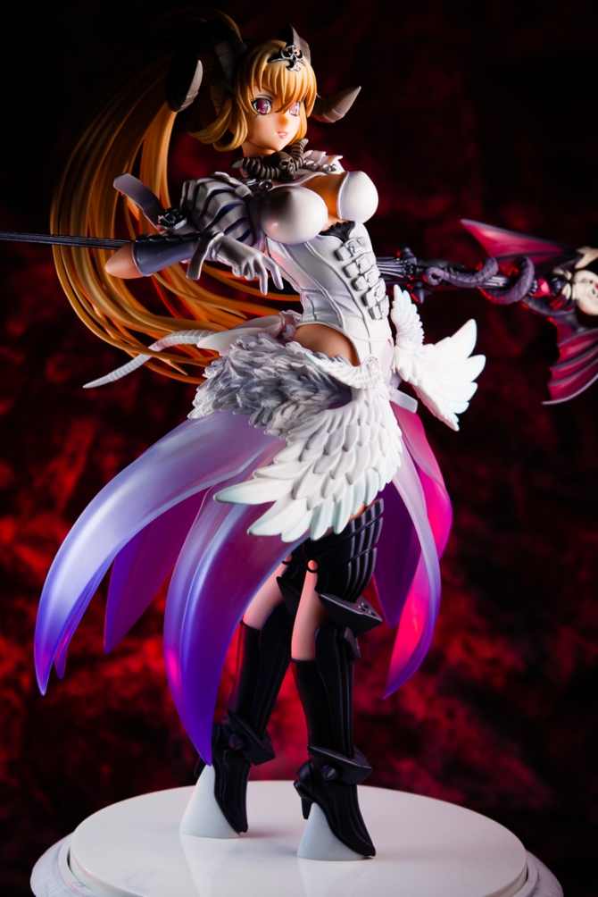 1/8 scale Lucifer PVC figure by Orchid Seed (#5)