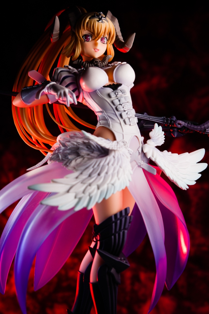 1/8 scale Lucifer PVC figure by Orchid Seed (#7)