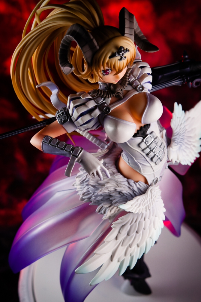 1/8 scale Lucifer PVC figure by Orchid Seed (#8)