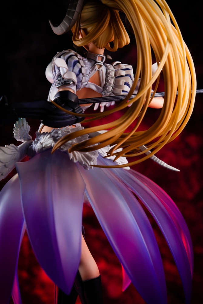 1/8 scale Lucifer PVC figure by Orchid Seed (#11)