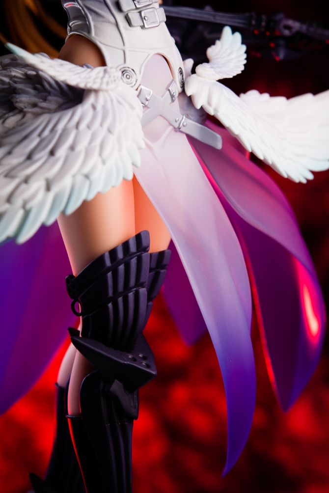 1/8 scale Lucifer PVC figure by Orchid Seed (#13)