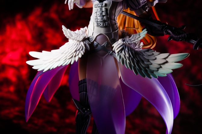 1/8 scale Lucifer PVC figure by Orchid Seed (#14)