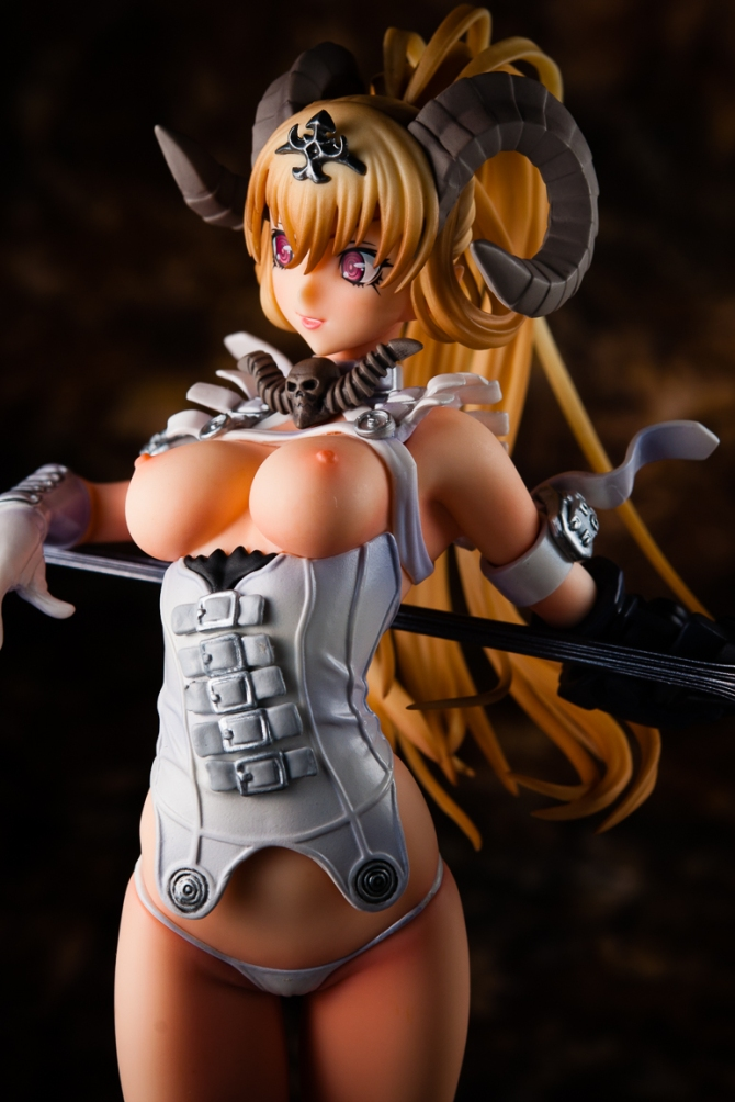 1/8 scale Lucifer PVC figure by Orchid Seed (#16)