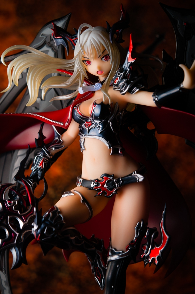 1/8 scale Dark General PVC figure by Amakuni (#4)