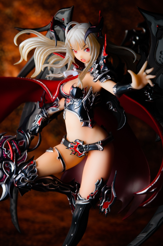 1/8 scale Dark General PVC figure by Amakuni (#6)
