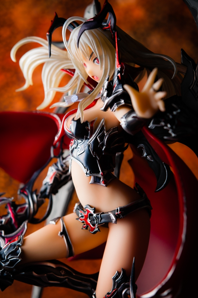 1/8 scale Dark General PVC figure by Amakuni (#7)
