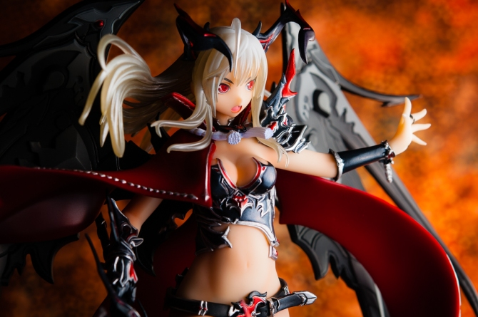 1/8 scale Dark General PVC figure by Amakuni (#9)