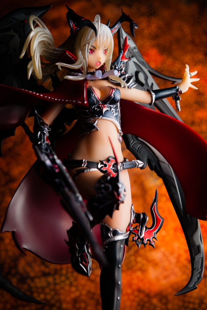 1/8 scale Dark General PVC figure by Amakuni (#10)