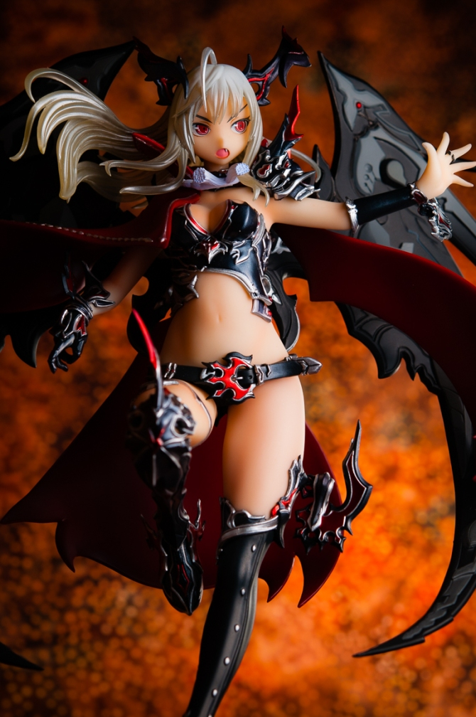 1/8 scale Dark General PVC figure by Amakuni (#11)