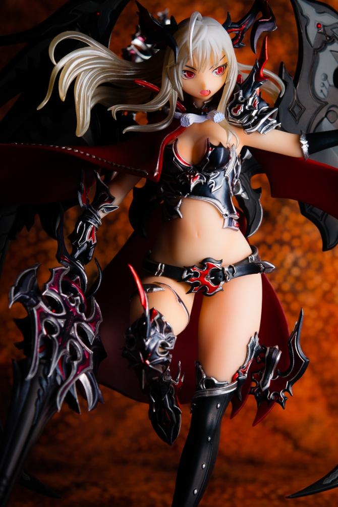 1/8 scale Dark General PVC figure by Amakuni (#12)