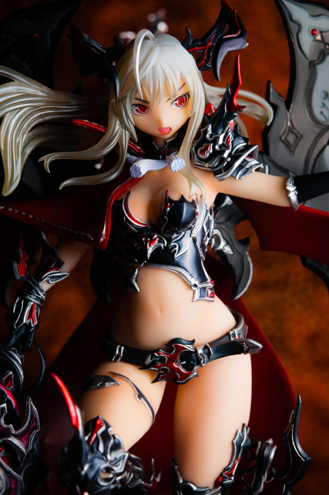 1/8 scale Dark General PVC figure by Amakuni (#13)