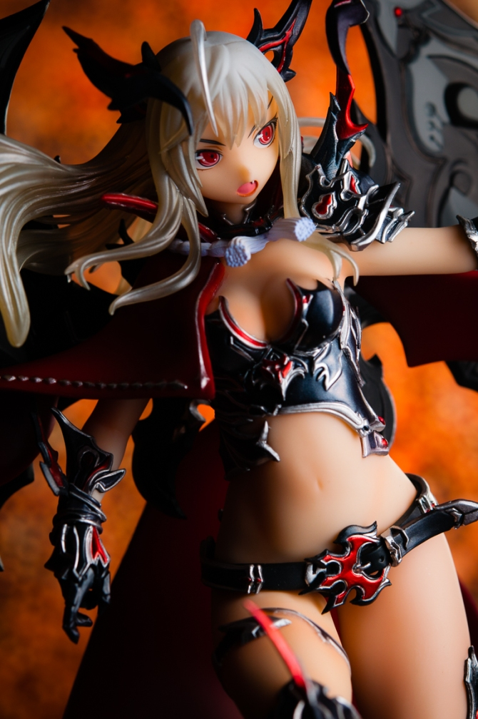 1/8 scale Dark General PVC figure by Amakuni (#14)