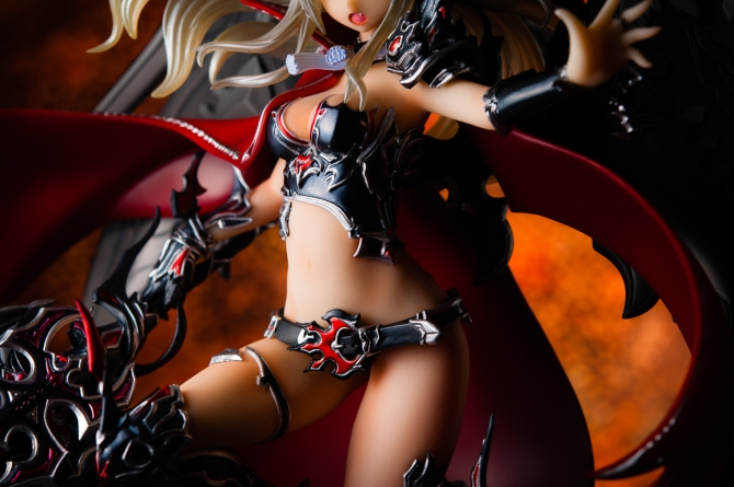 1/8 scale Dark General PVC figure by Amakuni (#15)
