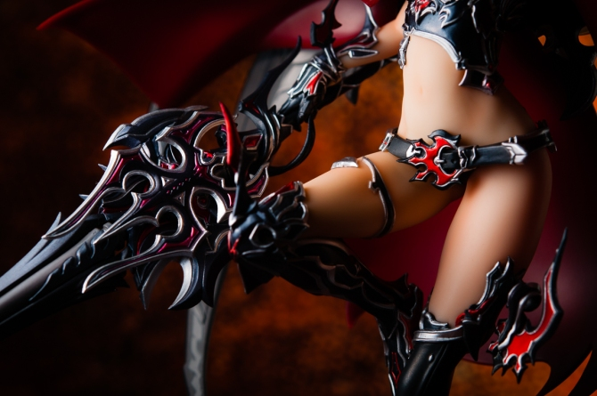 1/8 scale Dark General PVC figure by Amakuni (#16)