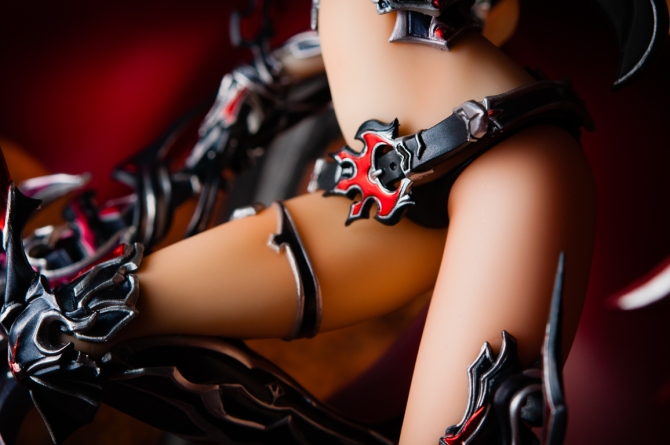 1/8 scale Dark General PVC figure by Amakuni (#17)