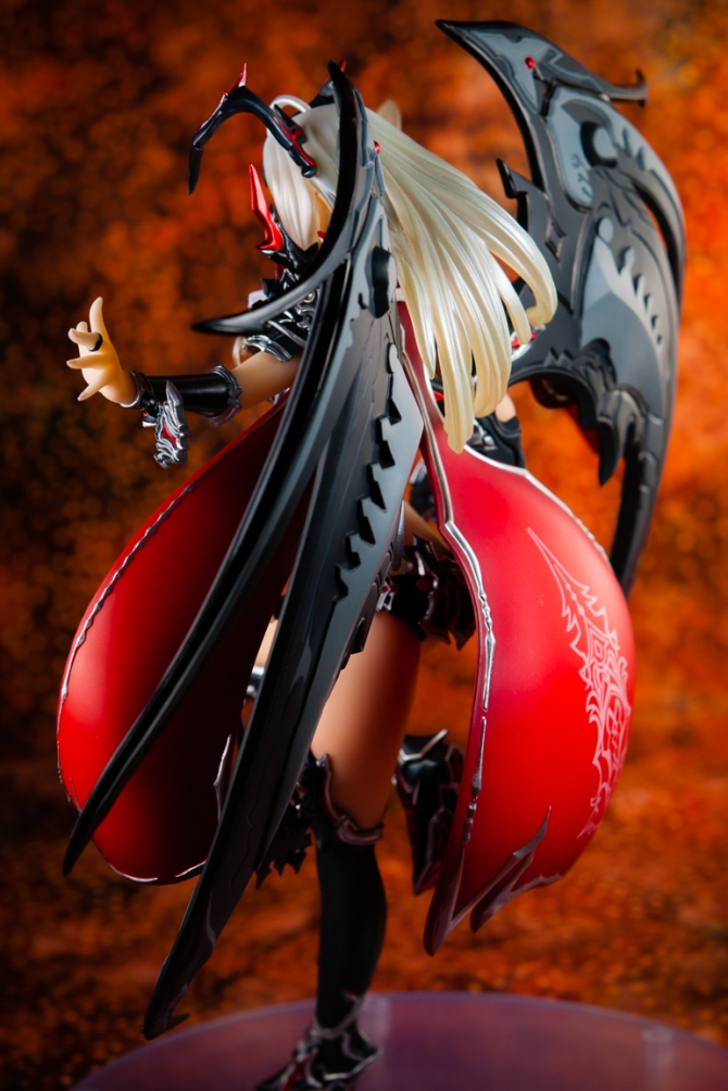 1/8 scale Dark General PVC figure by Amakuni (#18)