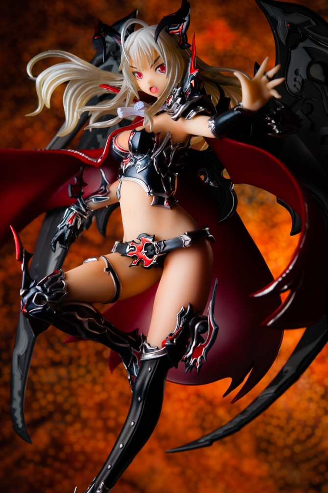 1/8 scale Dark General PVC figure by Amakuni (#23)