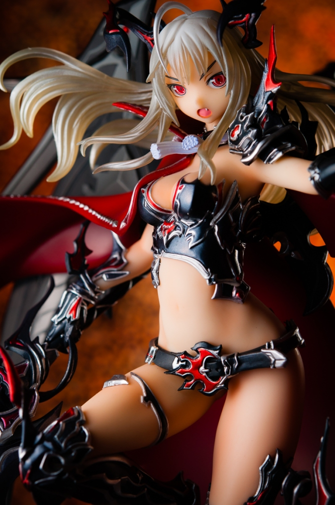 1/8 scale Dark General PVC figure by Amakuni (#24)