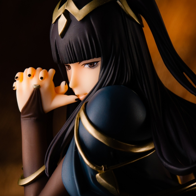 1/7 scale Tharja (Sallya) PVC figure by Max Factory (#1)