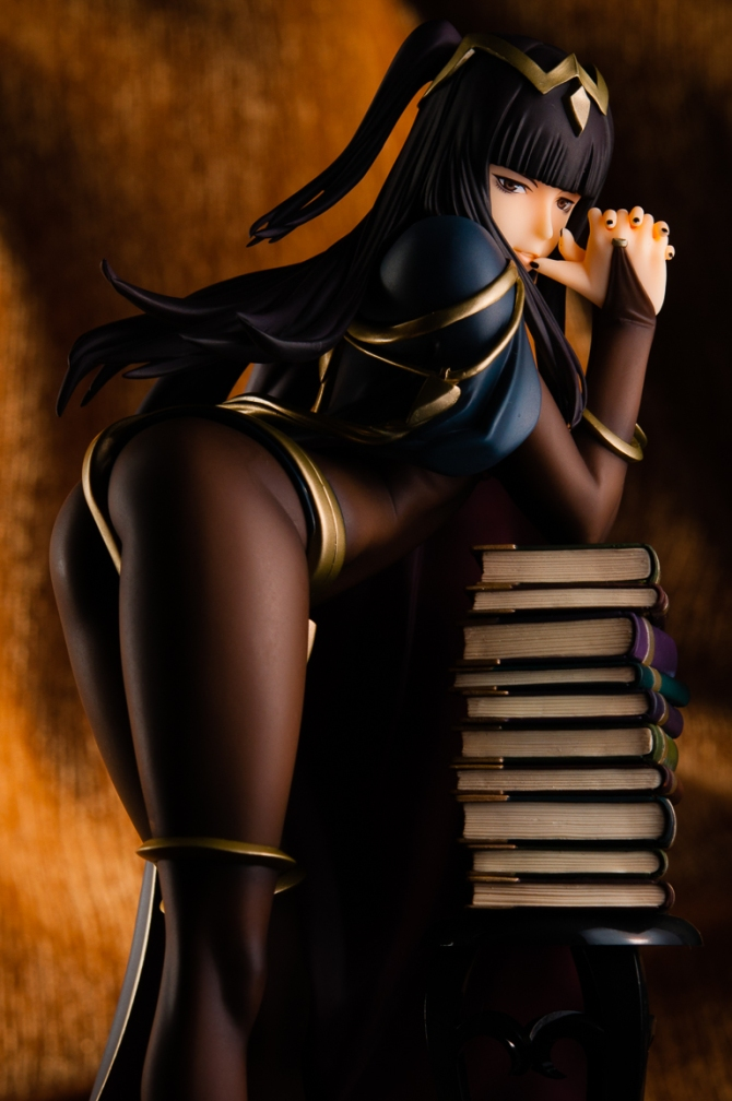 1/7 scale Tharja (Sallya) PVC figure by Max Factory (#2)