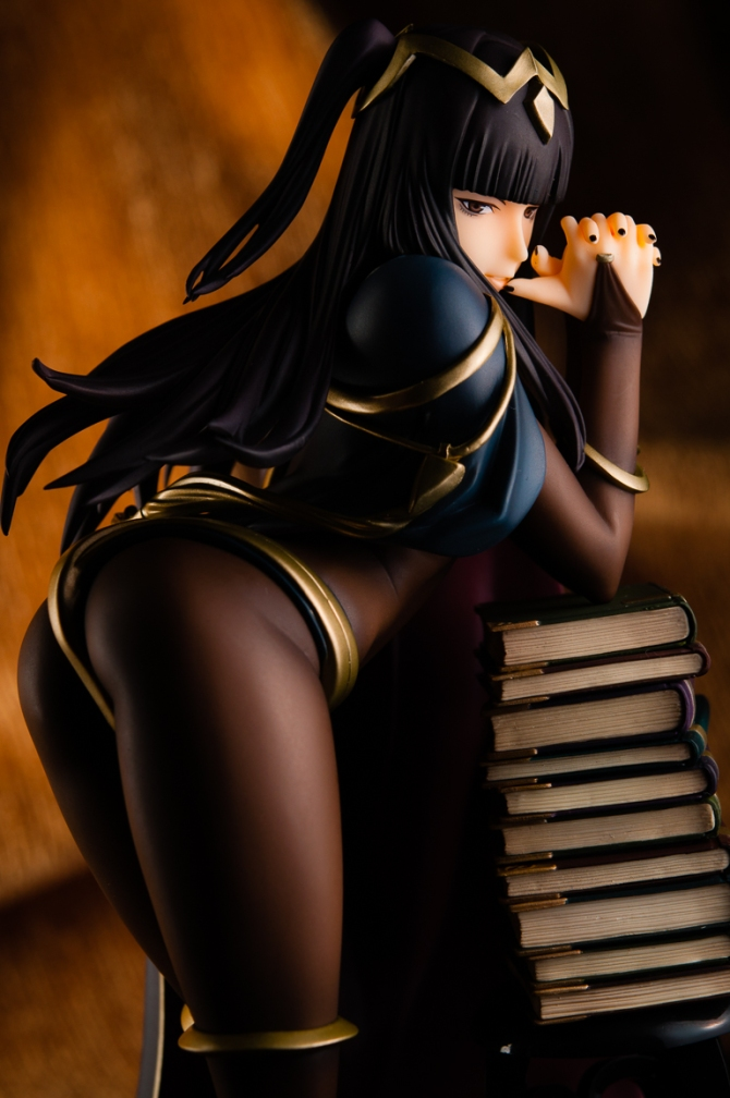 1/7 scale Tharja (Sallya) PVC figure by Max Factory (#3)