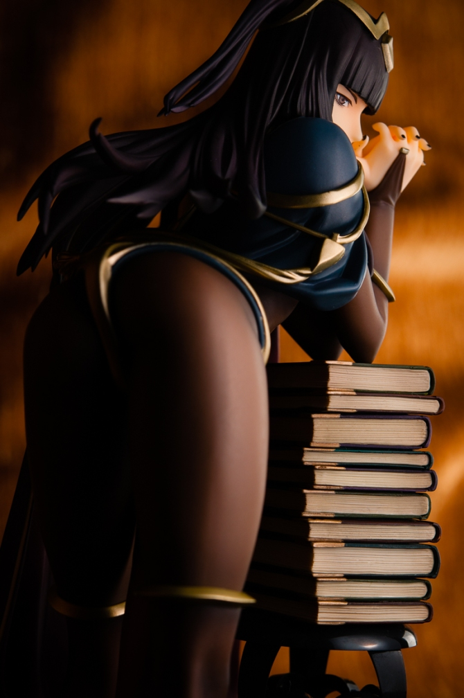 1/7 scale Tharja (Sallya) PVC figure by Max Factory (#4)