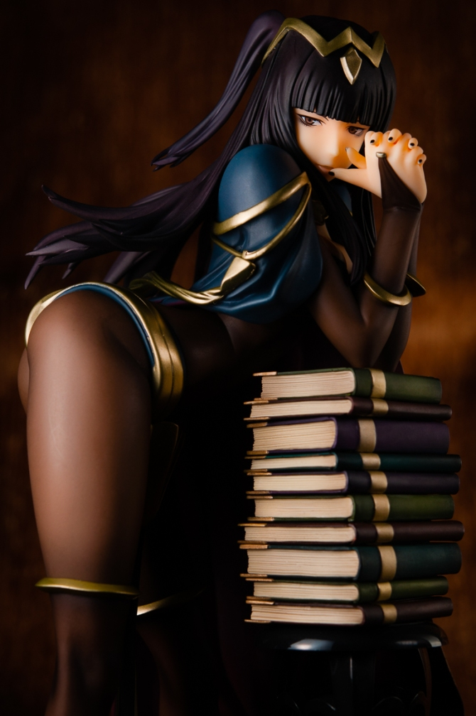 1/7 scale Tharja (Sallya) PVC figure by Max Factory (#5)