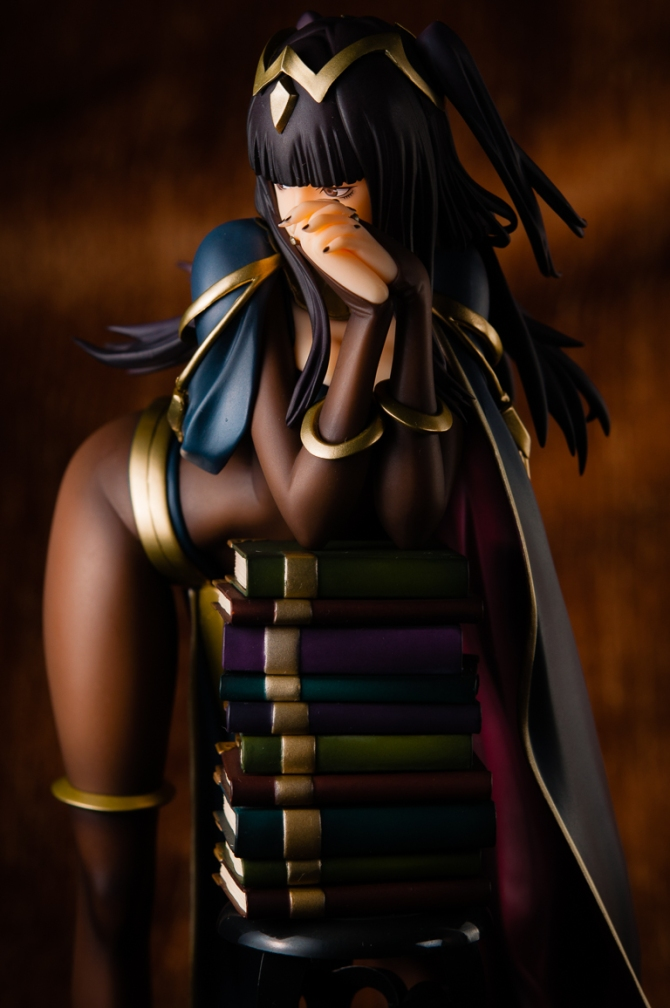 1/7 scale Tharja (Sallya) PVC figure by Max Factory (#7)