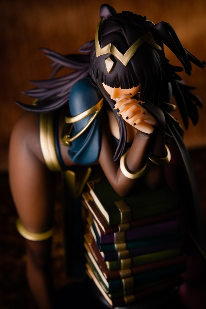 1/7 scale Tharja (Sallya) PVC figure by Max Factory (#8)