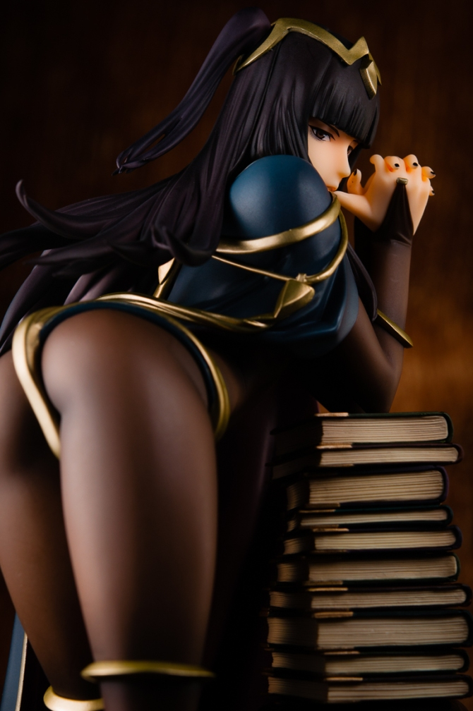1/7 scale Tharja (Sallya) PVC figure by Max Factory (#9)