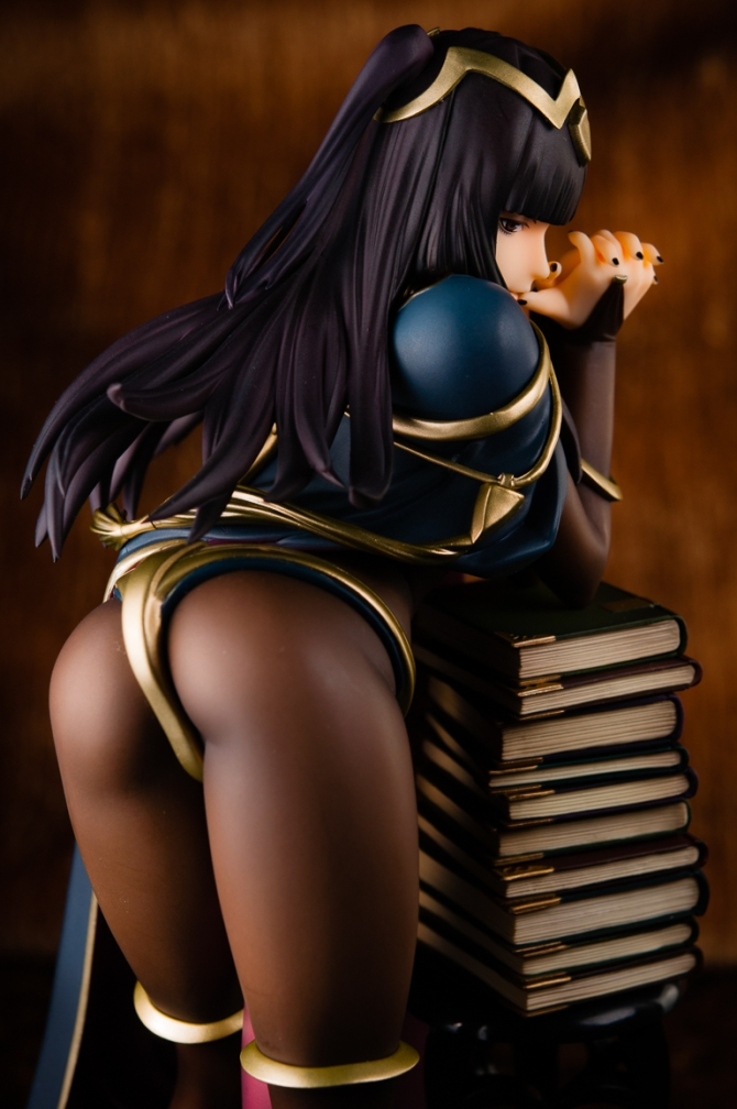 1/7 scale Tharja (Sallya) PVC figure by Max Factory (#10)