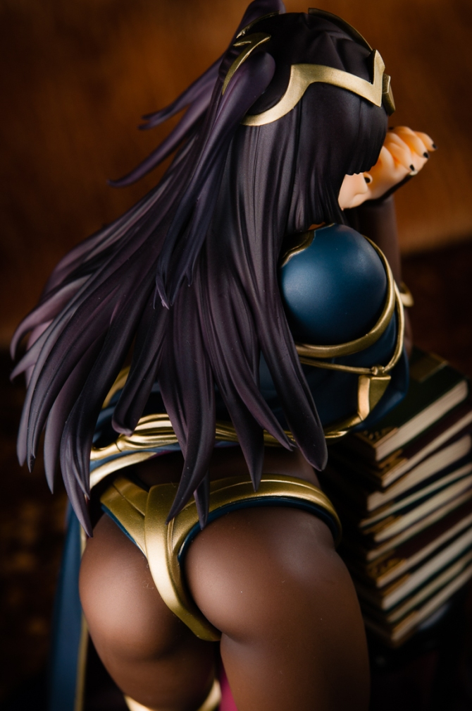 1/7 scale Tharja (Sallya) PVC figure by Max Factory (#11)