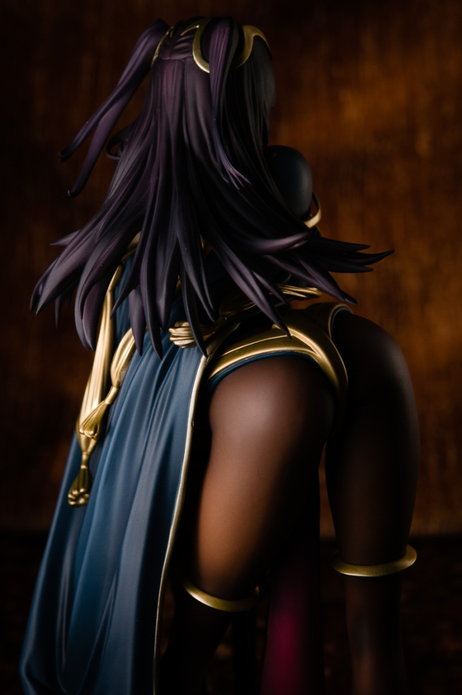 1/7 scale Tharja (Sallya) PVC figure by Max Factory (#12)