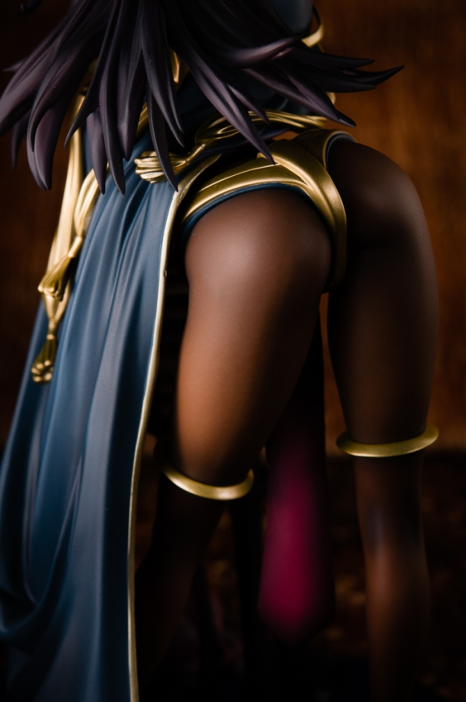 1/7 scale Tharja (Sallya) PVC figure by Max Factory (#13)